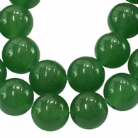 16 Inch Gemstone Aventurine 4mm Round Beads